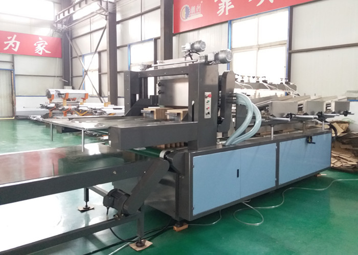 Carton Box Package Making Partition Assembler / Corrugated Partition Machine