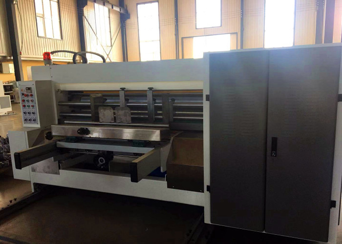 Used Making Corrugated Box Water ink Flexo Printer Slotter Machine